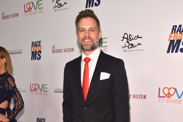 Travis Schuldt 25th Annual Race To Erase MS Gala - Red Carpet