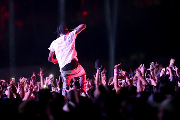 Travis Scott 2017 Coachella Valley Music And Arts Festival - Weekend 2 - Day 1