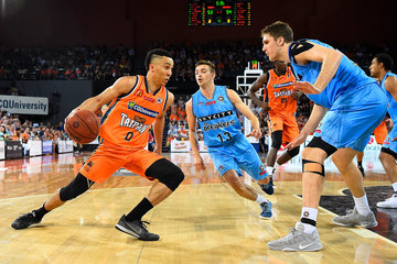 Travis Trice NBL Rd 14 - Cairns v New Zealand
