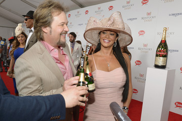 Travis Tritt Moet & Chandon Toasts The 140th Kentucky Derby