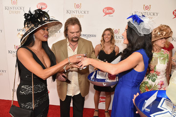 Travis Tritt The GREY GOOSE Lounge at the 142nd Running of the Kentucky Derby