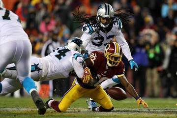 Tre Boston Carolina Panthers v Washington Redskins