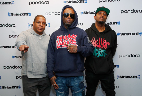 Naughty By Nature Perform On LL Cool J's Rock The Bells Radio On SiriusXM