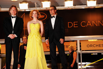 """Brad Pitt Jessica Chastain """"The Tree Of Life"""" Premiere - 64th Annual Cannes Film Festival"""