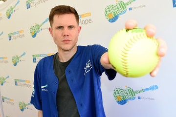 Trent Harmon 28th Annual City Of Hope Celebrity Softball Game - Arrivals