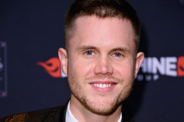 Trent Harmon Big Machine Label Group Celebrates The 51st Annual CMA Awards In Nashville - Arrivals