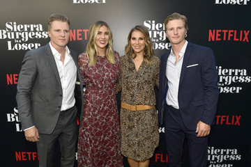Trent Luckinbill Los Angeles Premiere of The Netflix Film, 'Sierra Burgess Is A Loser'