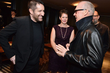 """Trent Reznor cinema prive And PANDORA Jewelry Host A Special Screening Of """"Gone Girl"""""""