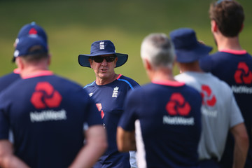 Trevor Bayliss England and South Africa Net Sessions