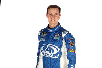 Trevor Bayne Monster Energy NASCAR Cup Series Portraits