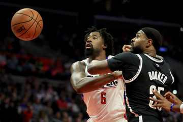 Trevor Booker Brooklyn Nets v Los Angeles Clippers