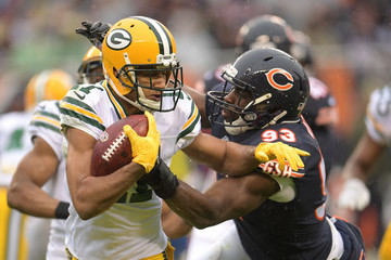 Trevor Davis Green Bay Packers v Chicago Bears