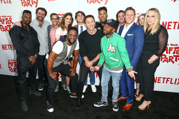 Trevor Engelson Screening Of Netflix's 'The After Party'  - Red Carpet