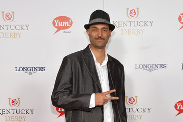 Trevor Holland Moet & Chandon Toasts The 139th Kentucky Derby - Day 2