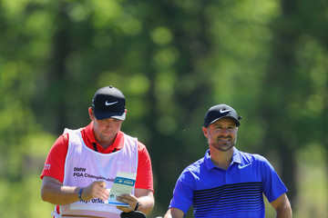 Trevor Immelman BMW PGA Championship - Day Two