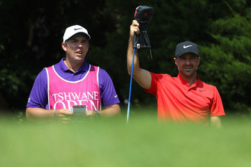 Trevor Immelman Tshwane Open - Day Three