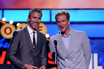 Trevor Linden Guests Attend the 2015 NHL Awards Show