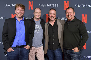 Trevor Macy Netflix FYSEE Event For 'Haunting Of Hill House'