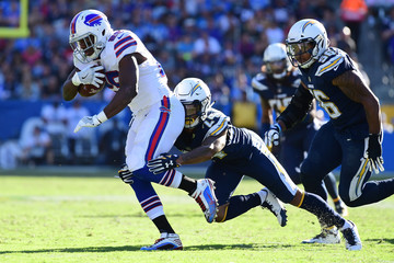 Trevor Williams Buffalo Bills v Los Angeles Chargers