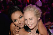 Candice Accola and Kat Graham Photos Photo