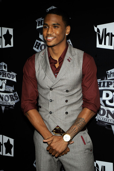 trey songz wallpaper for desktop. hairstyles 2011 trey songz