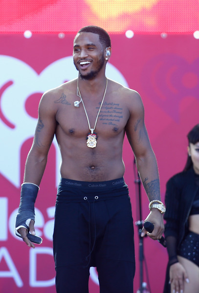 Trey Songz Photos 2015 The Daytime Village At The