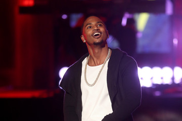 Trey Songz Young Hollywood Awards Show