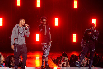 Trey Songz BET AWARDS '14 - Show