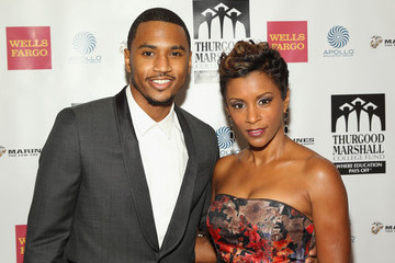 Trey Songz Thurgood Marshall College Fund 26th Awards Gala - Arrivals