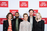 Emilia Fox and Anthony Welsh Photos Photo