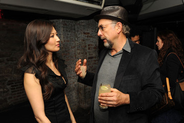 Michelle Krusiec Tribeca Film Festival 2012 After-Party For Knife Fight, Hosted By BR Guest, At 675 Bar - 4/25/12