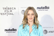 "Elizabeth Gilpin attends the screening for ""Life Boat"" at the Tribeca Shorts: Disconnected during the 2017 Tribeca Film Festival at Regal Battery Park Cinemas on April 21, 2017 in New York City."