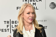 Nancy Wilson attends Tribeca TV: I Want My MTV - 2019 Tribeca Film Festival at SVA Theater on May 01, 2019 in New York City.