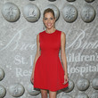 Tricia Helfer Brooks Brothers Annual Holiday Celebration To Benefit St. Jude - Arrivals