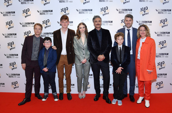 'JoJo Rabbit' European Premiere - 63rd BFI London Film Festival
