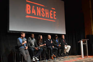"Trieste Kelly Dunn ""Banshee"" Cast At Savannah College Of Art And Design's aTVfest"