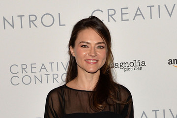 Trieste Kelly Dunn 'Creative Control' New York Premiere