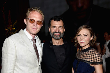 Trieste Kelly Dunn Discovery's 'Manhunt: Unabomber' World Premiere