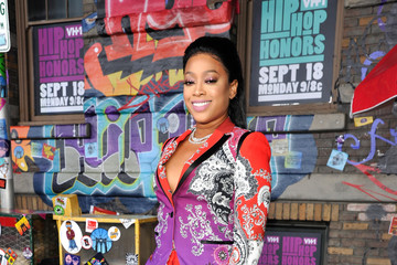 Trina 'VH1 Hip Hop Honors: The 90's Game Changers' at Paramount Studios