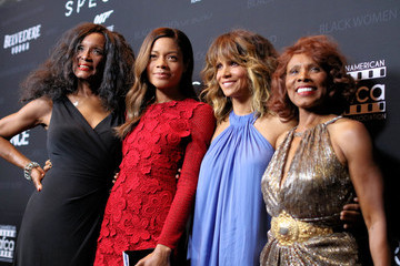 Trina Parks The Black Women of Bond Tribute and Screening of 'Spectre'
