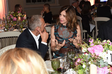 Trinny Woodall The Lord Mayor Of Westminster's Under The Painted Sky Gala