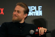 Charlie Hunnam Photos Photo
