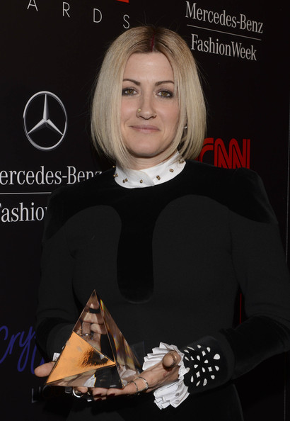 MBFW: Press Room at the 10th Annual Style Awards