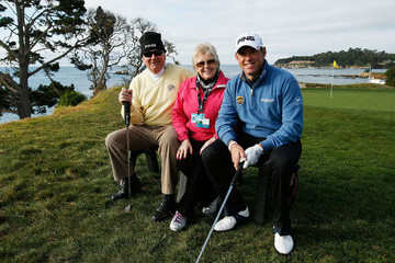 Trish Westwood AT&T Pebble Beach National Pro-Am - Round One