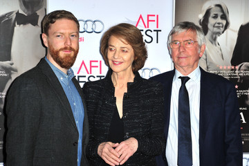 Tristan Goligher A Tribute to Charlotte Rampling and Tom Courtenay - Arrivals