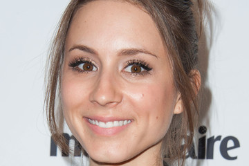 Troian Bellisario Marie Claire's Fresh Faces Party