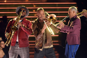 Trombone Shorty 62nd Annual GRAMMY Awards - Show