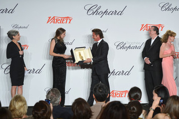 Caroline Gruosi-Scheufele Trophee Chopard In Partnership With Variety Magazine - 65th Annual Cannes Film Festival
