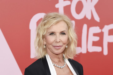 Trudie Styler Fashion for Relief - Red Carpet Arrivals - The 70th Annual Cannes Film Festival