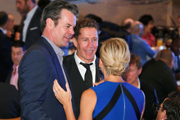 Tuc Watkins GOOD+ Foundation Fatherhood Lunch Hosted by Jessica and Jerry Seinfeld